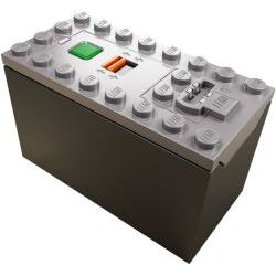 88000 Бокс для батареек ААА
