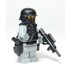 Anti-terrorist minifigure v1.0
