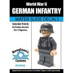 "Наклейки ""Пехота Вермахта"""