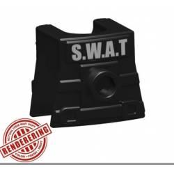 Бронежилет Swat черный