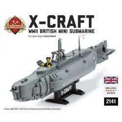 Британская мини-субмарина Икс-Крафт