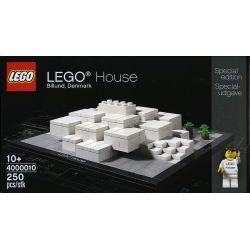 4000010 Дом Lego