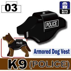 Armored Dog Vest(K9)