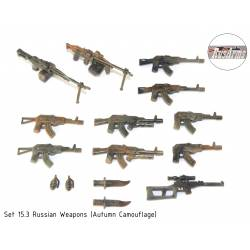 Russian weapons pack 15.3 Rusarms camo
