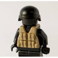 LCV - Sidearms dark tan