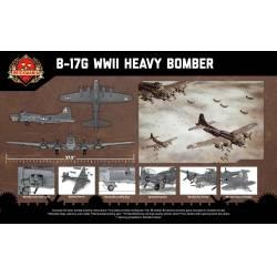 Американский тяжелый бомбардировщик B-17G