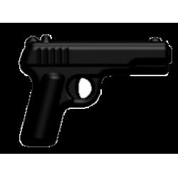 TT-33 pistol black