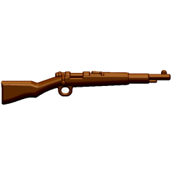 German Kar98 rifle brown
