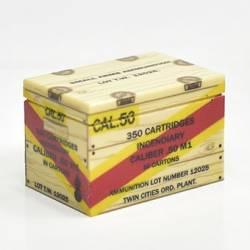 Американский патронный ящик Cal .50 М1
