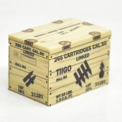 Американский патронный ящик Cal .50 в ленте