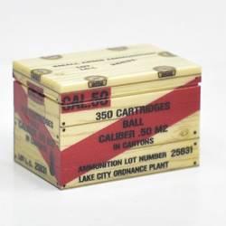 Американский патронный ящик Cal .50 М2