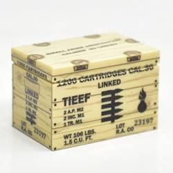 Американский патронный ящик Cal .30 в ленте