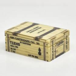Американский патронный ящик Cal .30