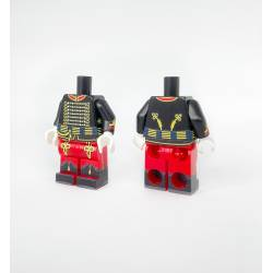 Russian Hussar Red-Black Body