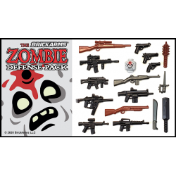 Zombie Defense Pack 2020