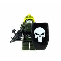 Juggernaut Army Assault Minifigure