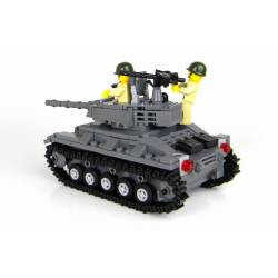 Deluxe Us Army Chaffee Tank World War 2
