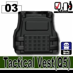 Black_Tactical Vest(Q5)