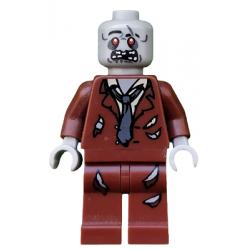 Зомби в рваном пиджаке - фигурка Лего