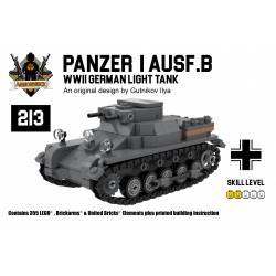 Panzer I - German Light Tank