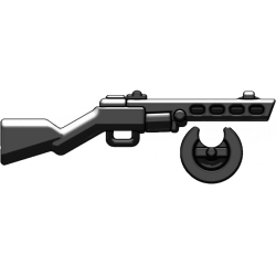 PPSh v2 gunmetal
