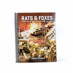 """Книга инструкций Брикмания """"Вторая мировая война: Крысы и лисы"""""""