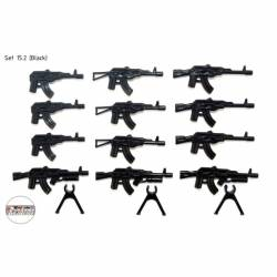 AK`s weapons pack 15.2 black