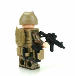 Army OCP 82nd Airborne Minifigure
