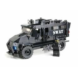 Police SWAT Armored Assault Truck