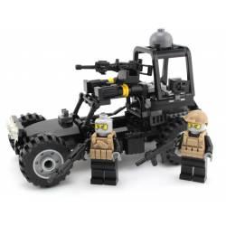 Navy Seal Desert Patrol Vehicle