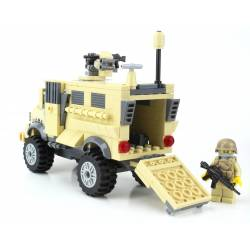 MRAP Army APC