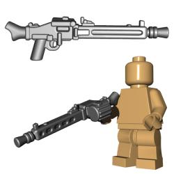 """MG42 """"Пила Гитлера"""", стального цвета"""