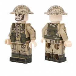 WWII British infantry v1 (Brickpanda)