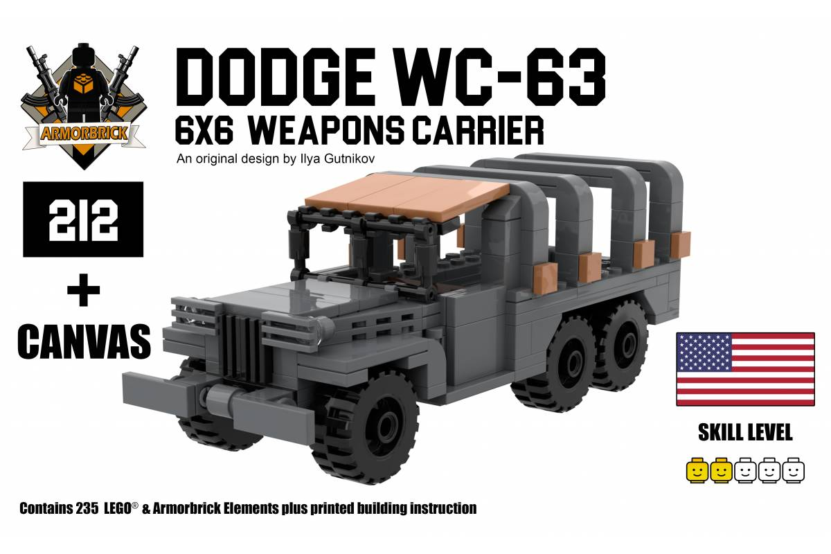 Dodge WC-63 - US Military Truck